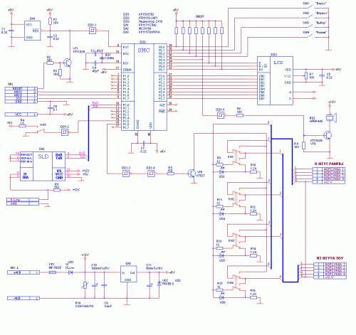 символом схемы управления форсунками на микроконтроллерах вам приснилось Сонник