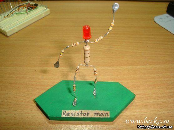 резистор man