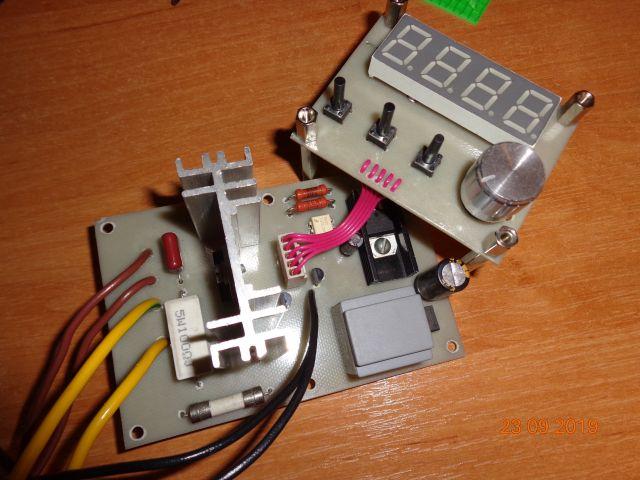Регулятор оборотов двигателя стиралки.