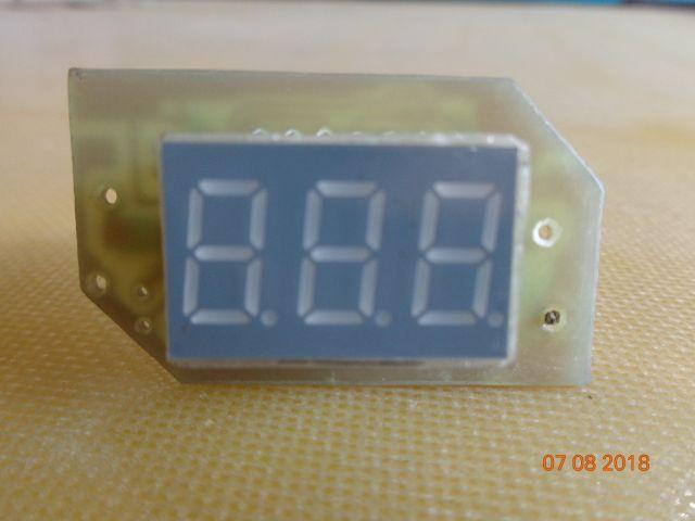 Вольтметр 0-30В