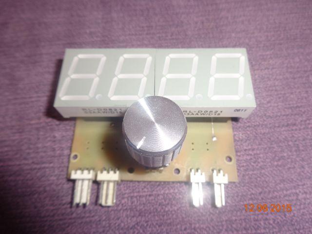 Термостат с энкодером