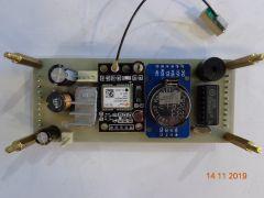 Часы с GPS модулем