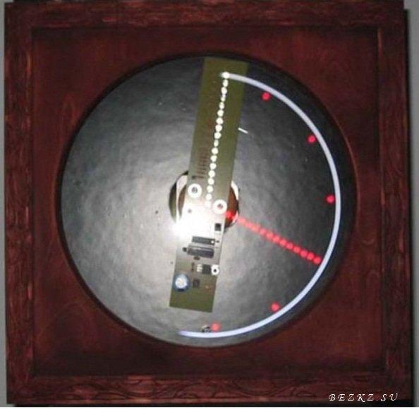 Часы-пропеллер или