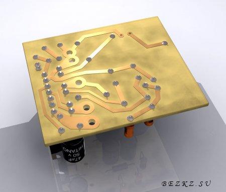 Усилитель мощностью 100 ватт на TDA7294