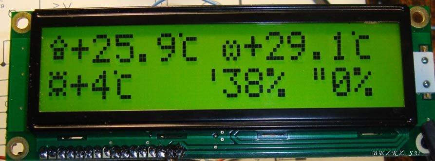 Термостат для газового котла,