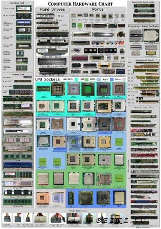 Компьютерные разъемы