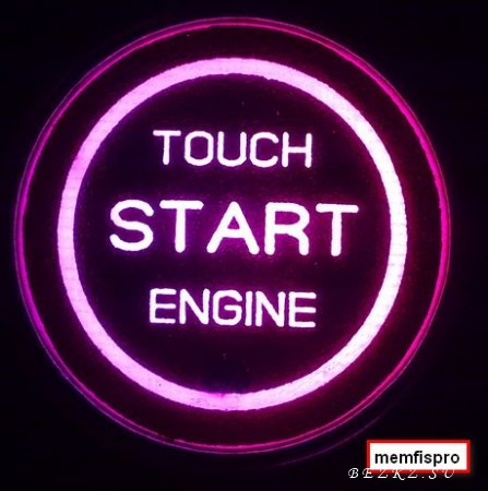 Touch Start-Stop Engine