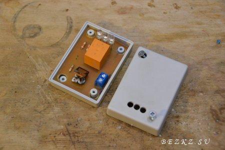 Фотореле или сумеречный выключатель