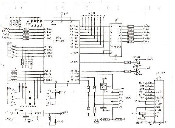 Автономный контроллер ЧПУ