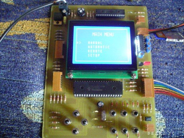 Автономный контроллер своими руками для чпу