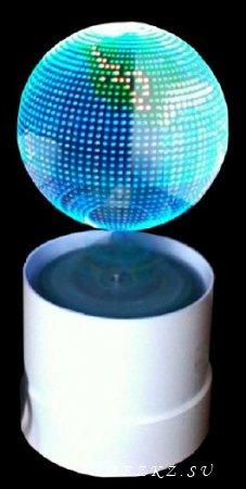 Globe 3D-2 или продолжение проекта. Конвертация изображения.