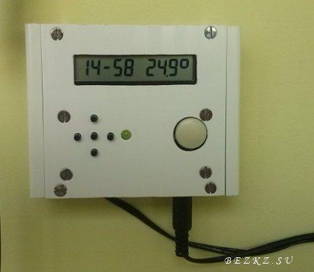 Суточный термостат для отопления