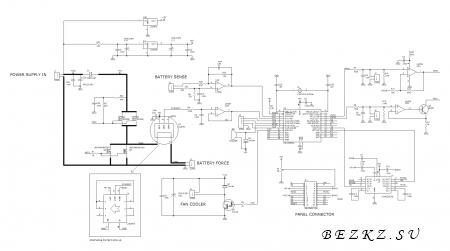 Универсальное зарядное устройство PIC16F876A